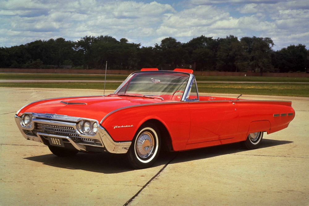 Ford Thunderbird 1954: Review, Amazing Pictures and Images – Look ...