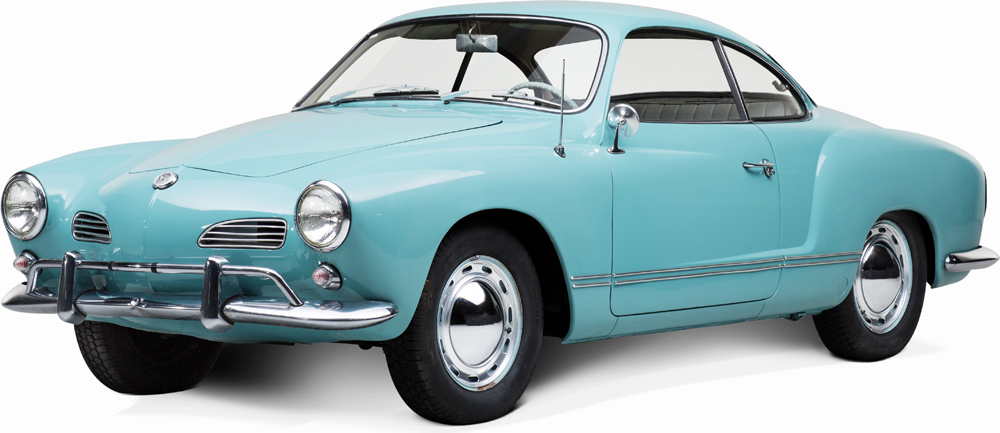 Auctionata_Classic Cars_VW Karmann Ghia Coupé, Model 1962_sold for 14.142 Euro (incl. buyer's premium)
