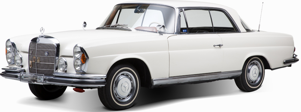 Auctionata_Mercedes Benz 250 SE Coupé, Model 1966_sold for 20.034,5 Euro (incl. buyer's premium)
