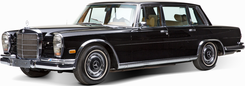 Auctionata_Mercedes Benz 600, Model 1972_sold for 94.280 Euro (incl. buyer's premium)