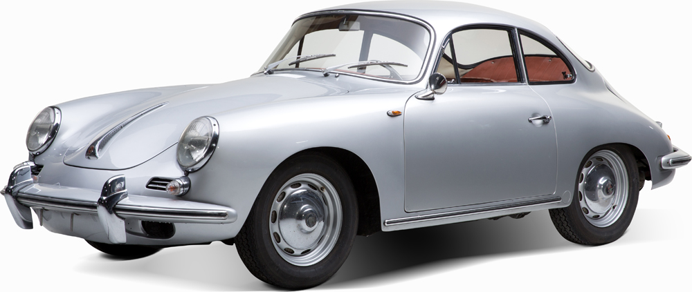Auctionata_Porsche 356 Coupé Super 90, Model 1962_sold for 70.710 Euro (incl. buyer's premium)
