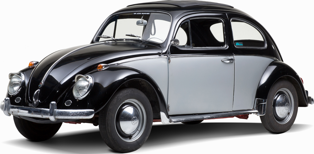 Auctionata_VW Beetle, Model 1962_sold for 8.249,5 Euro (incl. buyer's premium)