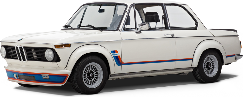 Auctionata_BMW 2002 Turbo, Model 1974_sild for 76.602,5 Euro (incl. buyer's premium)