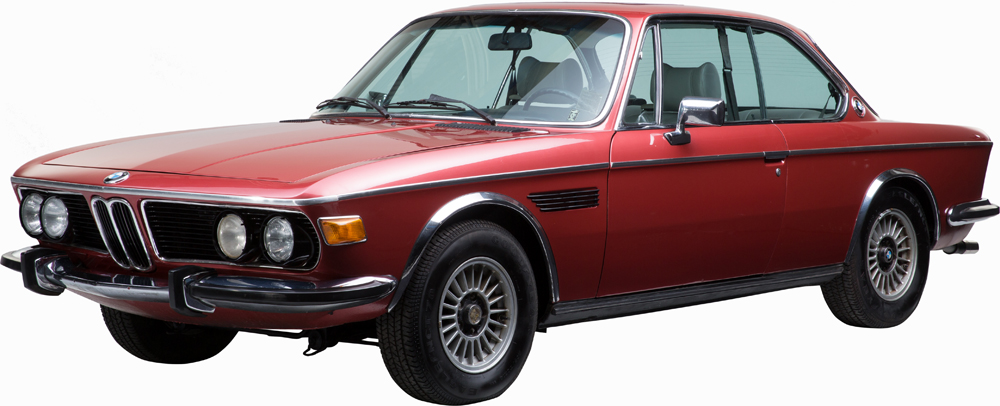 Auctionata_BMW 3,0 Csi, Coupé Model 1975_sold for 30.641 Euro (incl. buyer's premium)