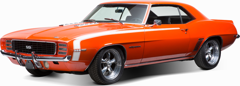 Auctionata_Chevrolet Camaro RSSS, Big Block, Model 1969_sold for 47.140 Euro (incl. buyer's premium)