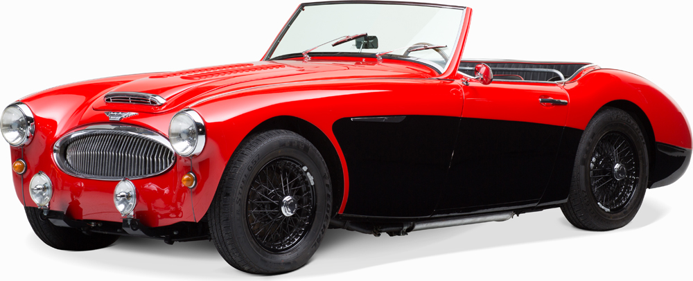 Auctionata_Classic Cars_Austin Healey_Model 1962_sold for 53.032,5 Euro (incl. buyer's premium)