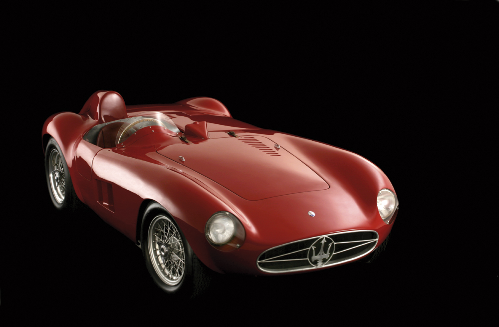Maserati 300S Sports-Racing Spider, chassis no  3053