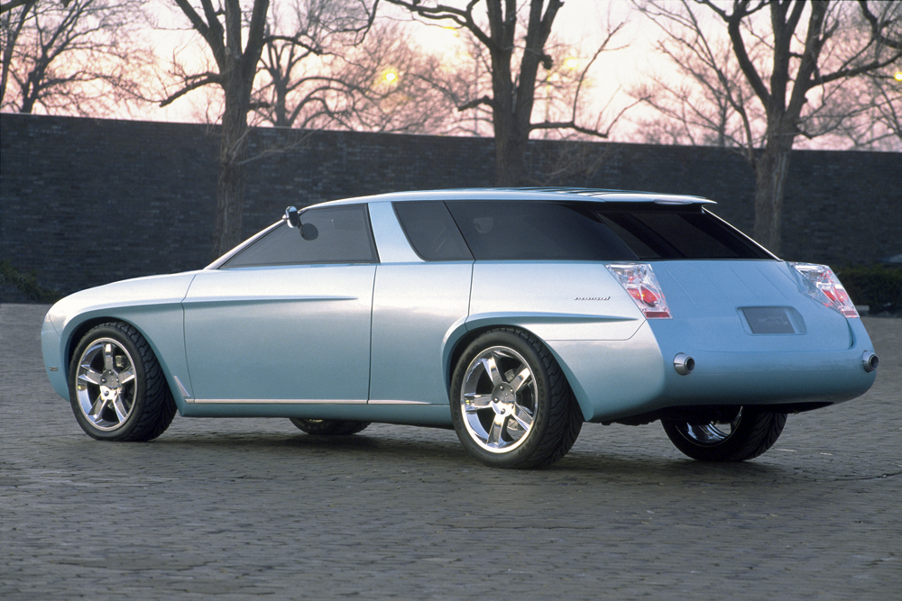 Chevrolet Nomad Concept Car