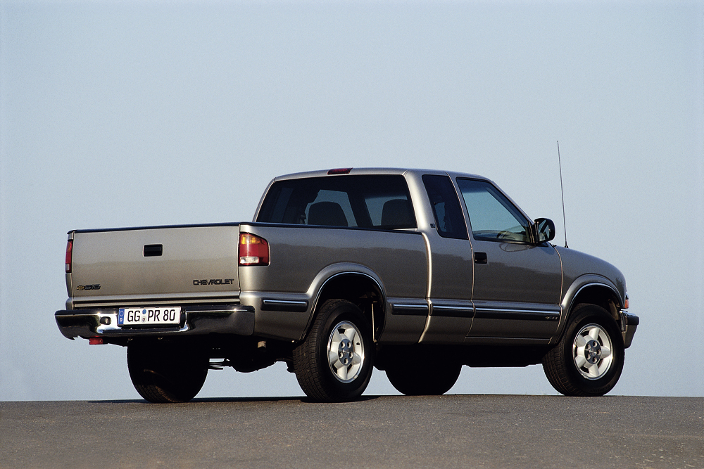 Chevrolet S-10 Pick Up 2001
